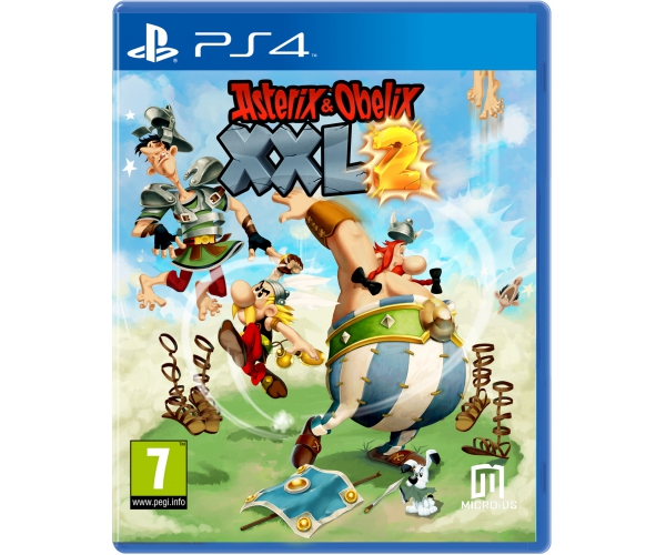 Asterix & Obelix XXL 2 - PS4