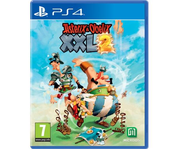 Asterix & Obelix XXL 2 - PS4