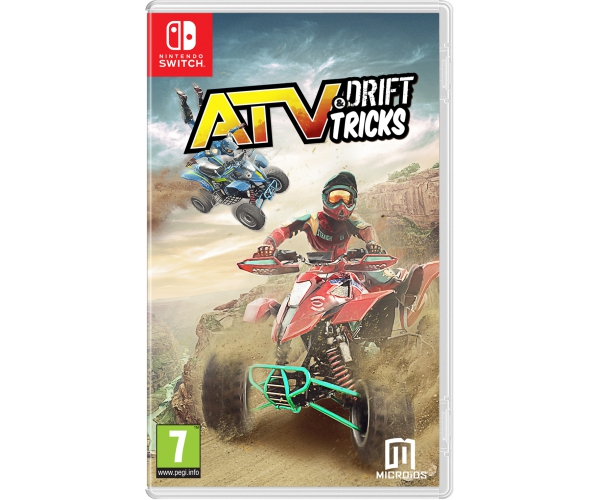 ATV Drift & Tricks Switch