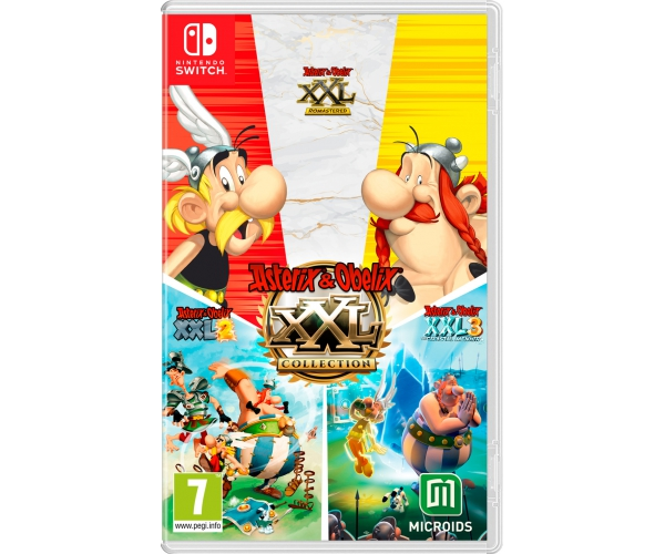 Asterix & Obelix XXL Collection - Switch