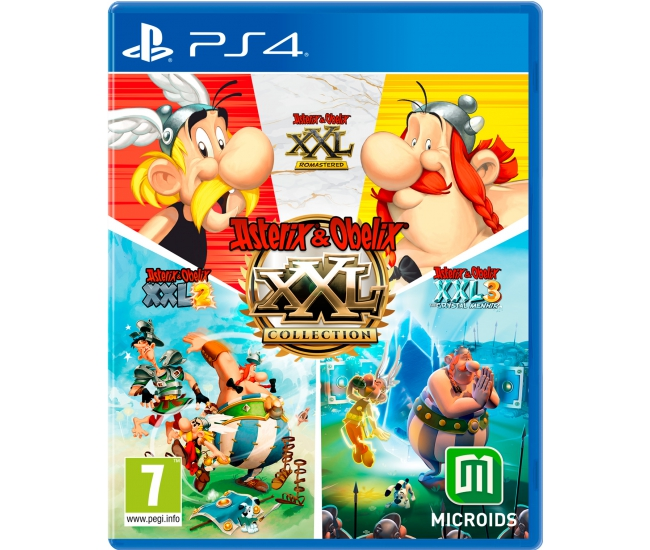 Asterix & Obelix XXL Collection - PS4