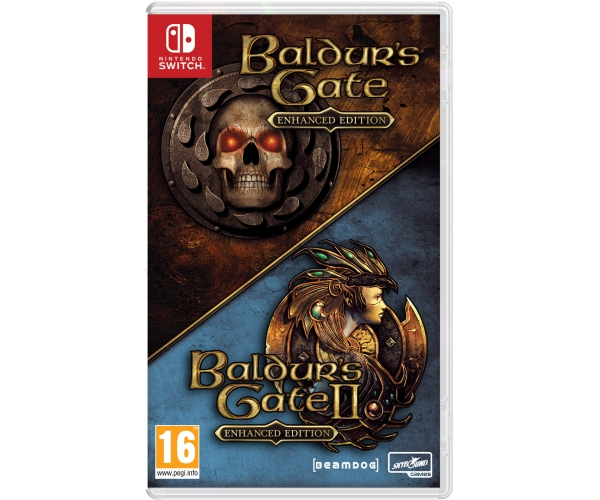 Baldur's Gate Enhanced Edition - Switch