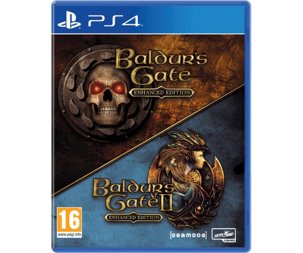 Baldur's Gate Enhanced Edition - PS4