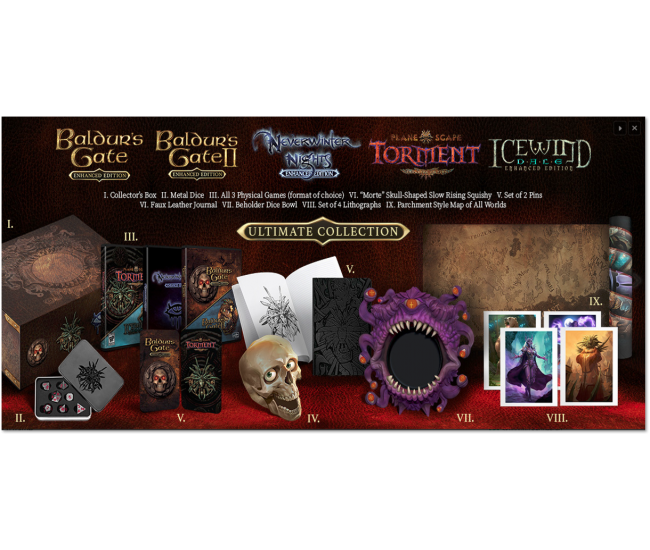 Beamdog Ultimate Collector's Pack - Switch