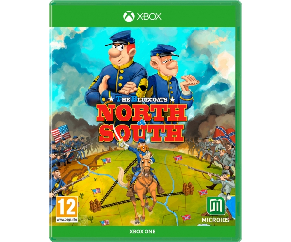 The Bluecoats: North & South - Xbox One