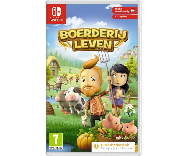 Boerderijleven - Switch (Code in a Box)