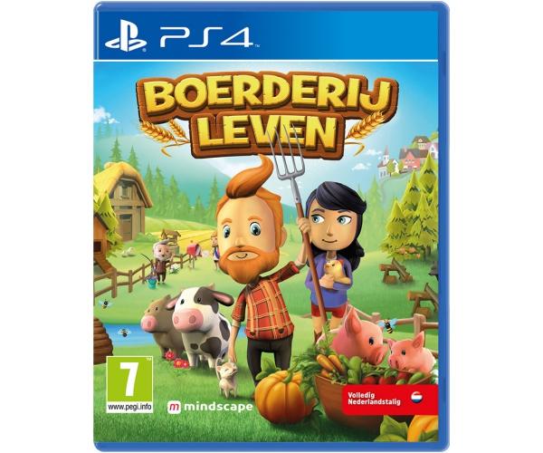 Boerderijleven - PS4