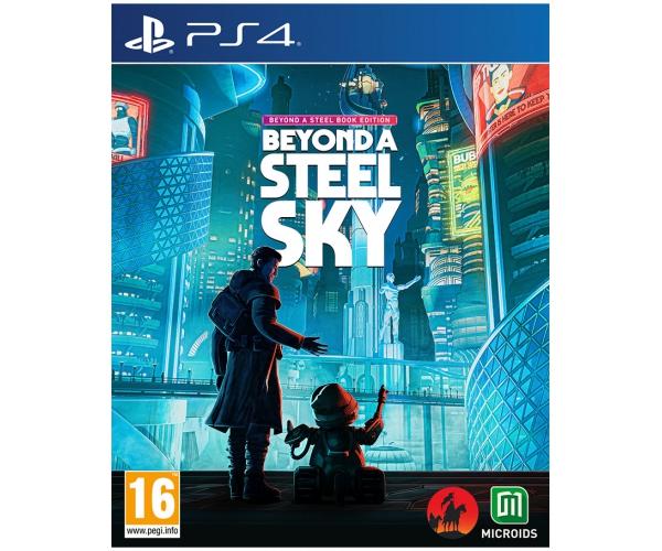 Beyond a Steel Sky - Beyond a Steelbook Edition - PS4
