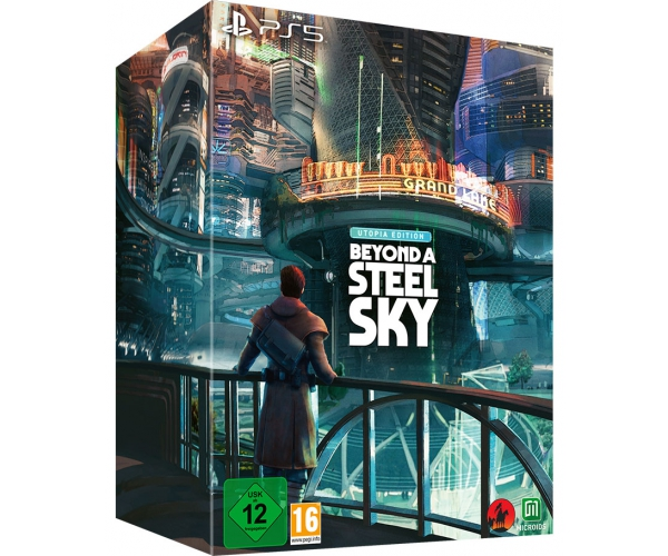 Beyond a Steel Sky - Utopia Edition - PS5