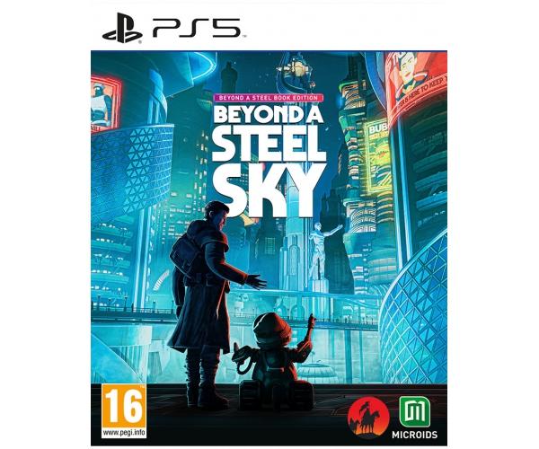 Beyond a Steel Sky - Beyond a Steelbook Edition - PS5
