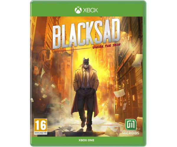 Blacksad: Under the Skin Limited Edition - Xbox One