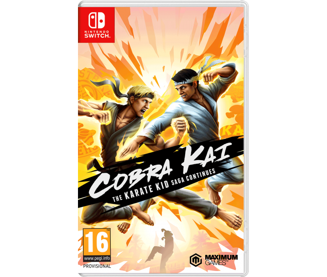 Cobra Kai: The Karate Kid Saga Continues - Switch