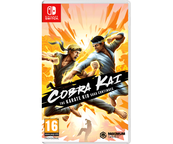 Cobra Kai: The Karate Kid Saga Continues - Switch