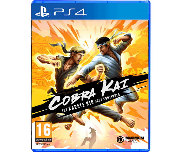 Cobra Kai: The Karate Kid Saga Continues - PS4