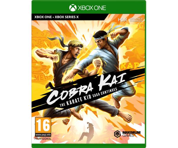 Cobra Kai: The Karate Kid Saga Continues - Xbox One