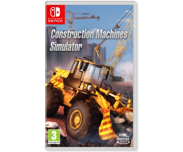 Construction Machines Simulator - Switch