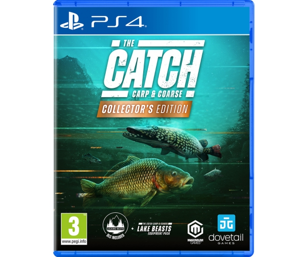 The Catch: Carp & Coarse Collector's Edition - PS4