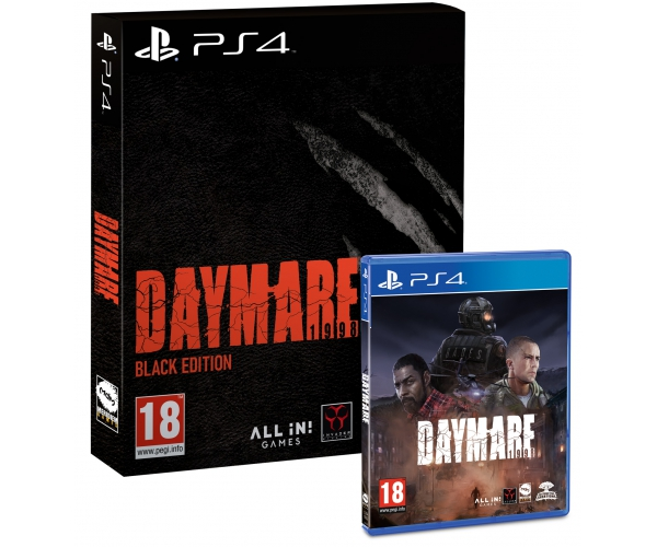 Daymare: 1998: Black Edition - PS4