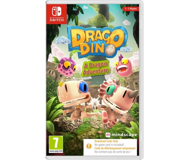 DragoDino: A Dragon Adventure - Switch (Code in a Box)