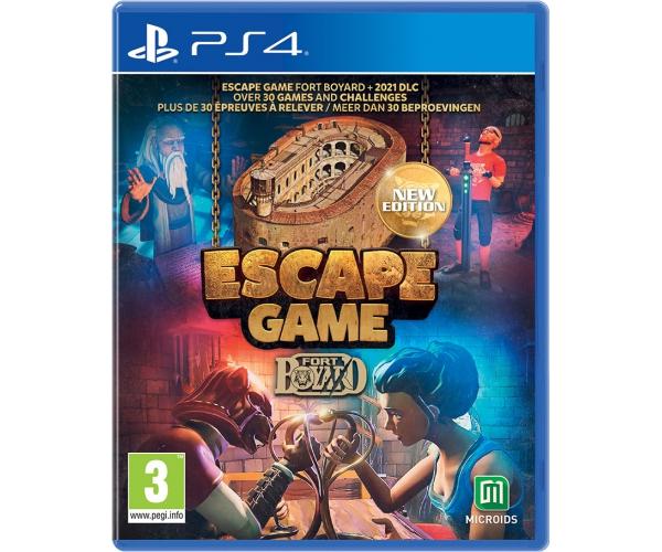 Escape Game: Fort Boyard 2021 - PS4
