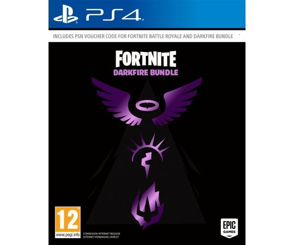 Fortnite: Darkfire Bundle - PS4