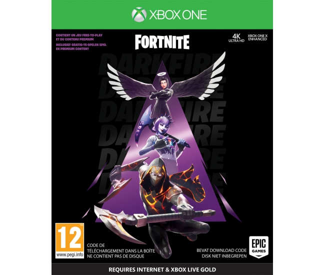 Fortnite: Darkfire Bundle - Xbox One