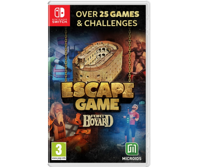 Escape Game: Fort Boyard - Switch