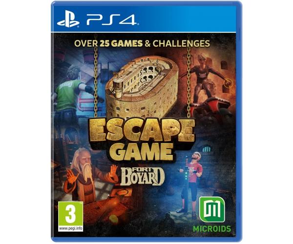 Escape Game: Fort Boyard - PS4