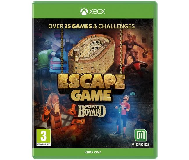 Escape Game: Fort Boyard - Xbox One