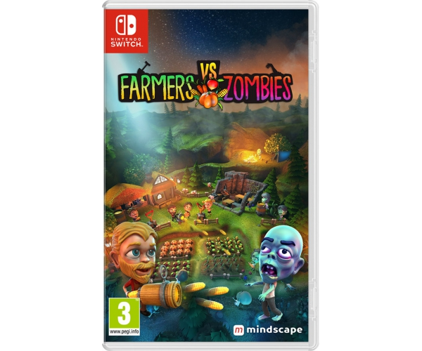 Farmers vs. Zombies - Switch