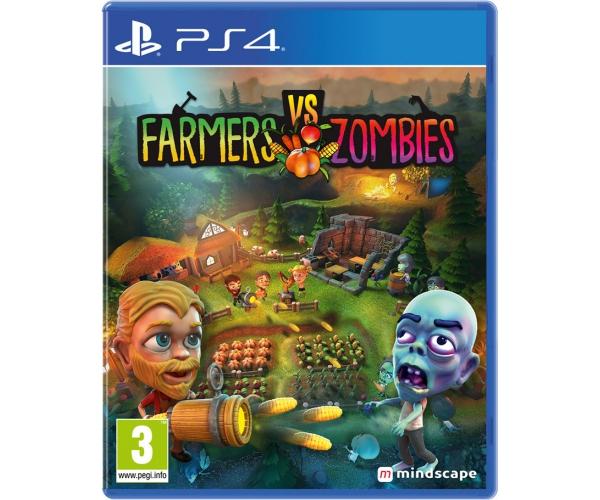 Farmers vs. Zombies - PS4
