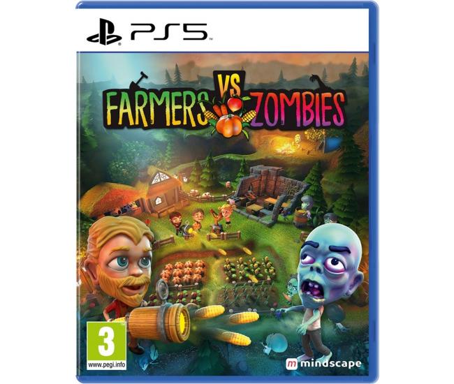 Farmers vs. Zombies - PS5