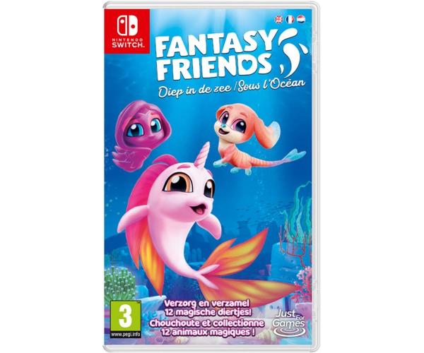 Fantasy Friends: Diep in de Zee - Switch