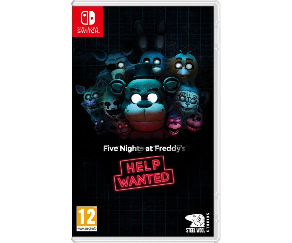 Five Nights at Freddy's - Help Wanted - Switch