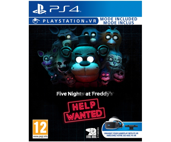 Five Nights at Freddy's - Help Wanted - PS4