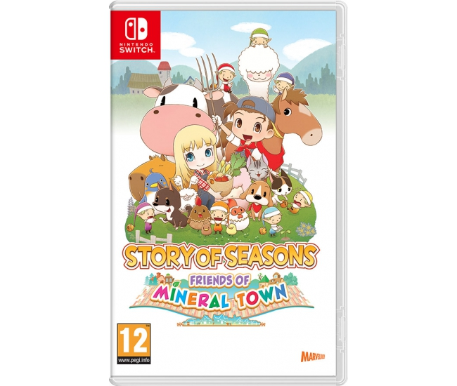 Story of Seasons: Friends of Mineral Town - Switch