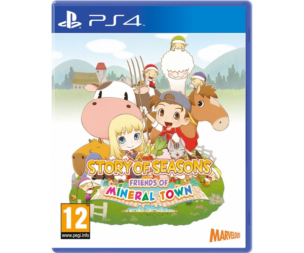 Story of Seasons: Friends of Mineral Town - PS4