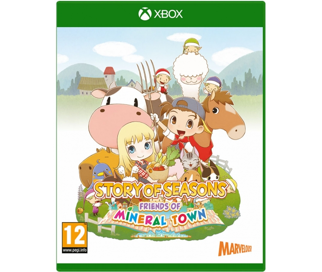 Story of Seasons: Friends of Mineral Town - Xbox One / Series X