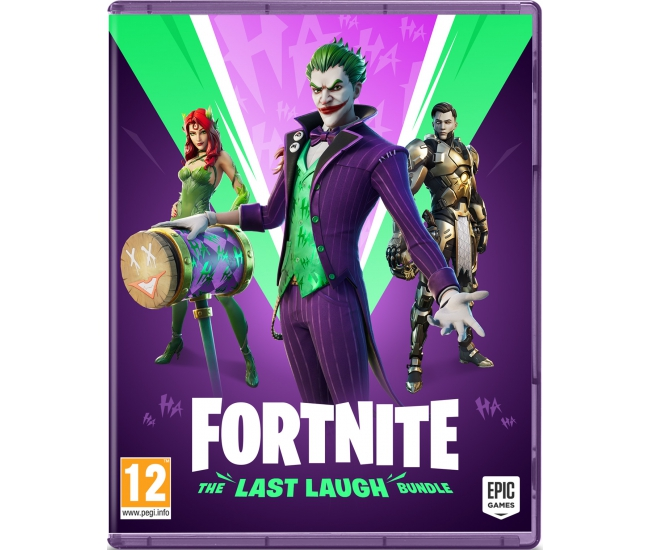 Fortnite: The Last Laugh Bundle - Xbox One / Xbox Series X