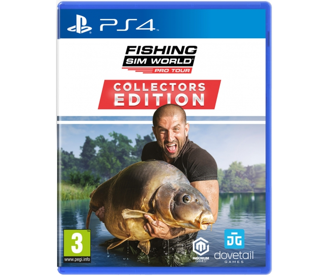 Fishing Sim World Pro Tour: Collectors Edition - PS4