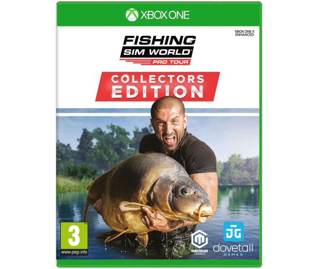 Fishing Sim World Pro Tour: Collectors Edition - Xbox One
