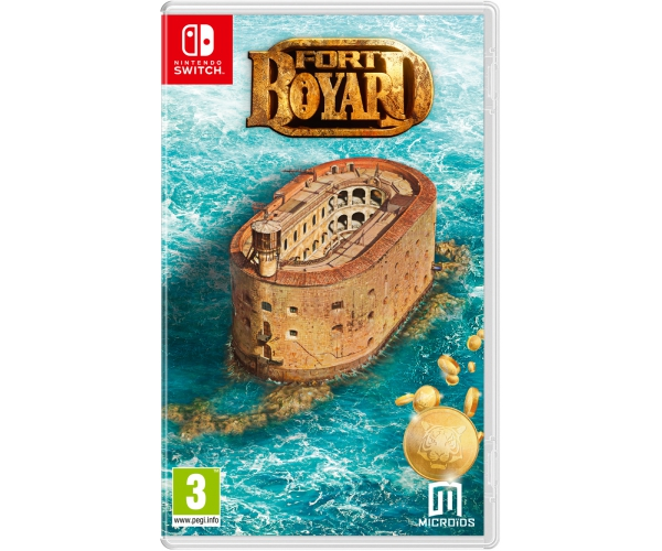 Fort Boyard - Switch