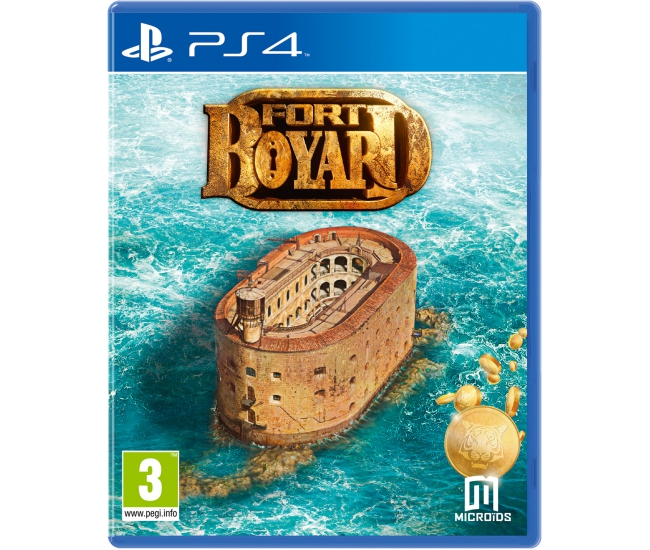 Fort Boyard - PS4