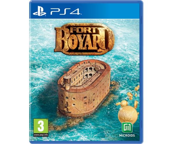 Fort Boyard - PS4