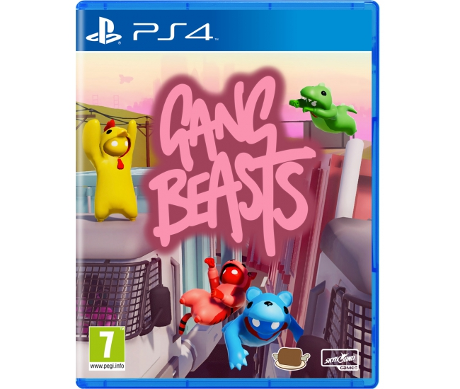 Gang Beasts - PS4