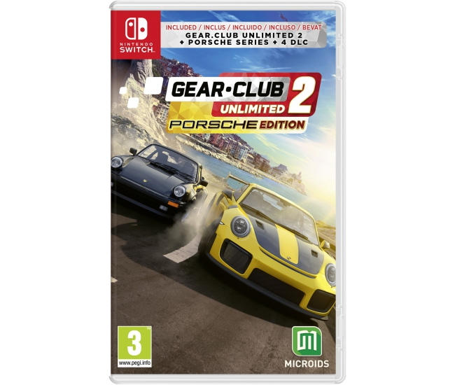 Gear.Club Unlimited 2: Porsche Edition - Switch