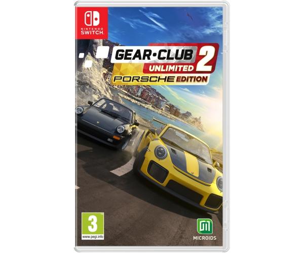 Gear.Club Unlimited 2: Porsche Edition - Switch