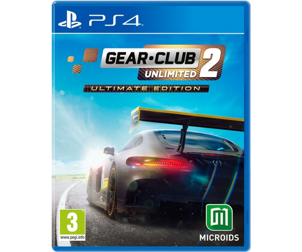 Gear.Club Unlimited 2: Ultimate Edition - PS4