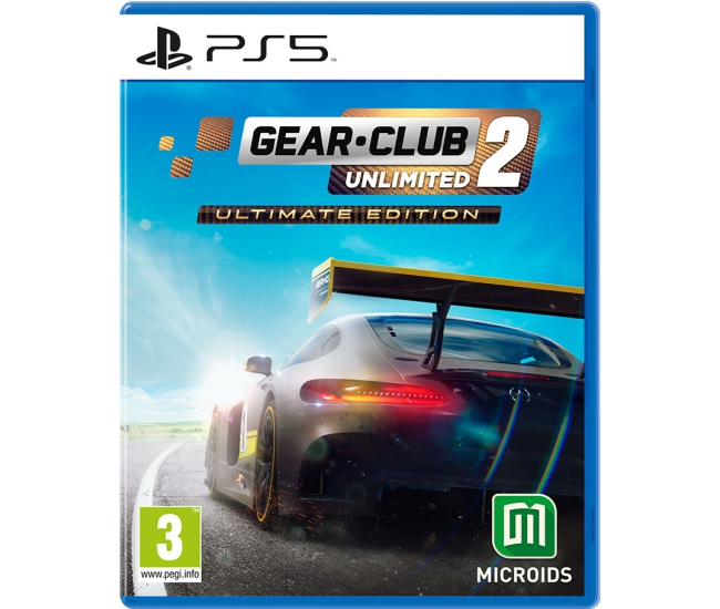 Gear.Club Unlimited 2: Ultimate Edition - PS5