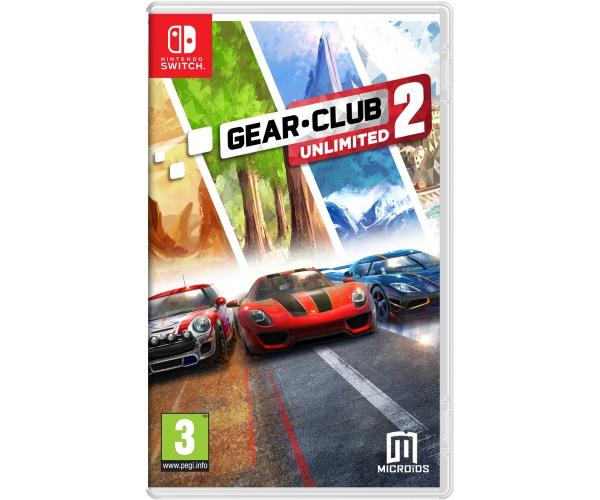 Gear.Club Unlimited 2 - Switch